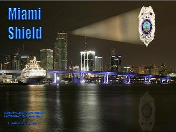 "Symbol der ""Operation Miami Shield"""